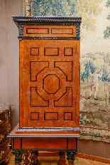 Spettacolare cabinet Luigi XIV-9