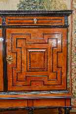 Spettacolare cabinet Luigi XIV-2