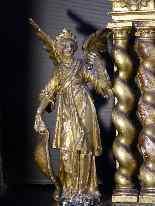 Importante Chapelle XVIIIè Dédiée à La Vierge à L'enfant-6