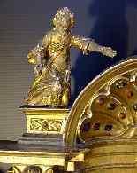 Importante Chapelle XVIIIè Dédiée à La Vierge à L'enfant-16