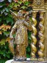 Importante Chapelle XVIIIè Dédiée à La Vierge à L'enfant-25