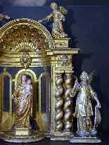 Importante Chapelle XVIIIè Dédiée à La Vierge à L'enfant-34