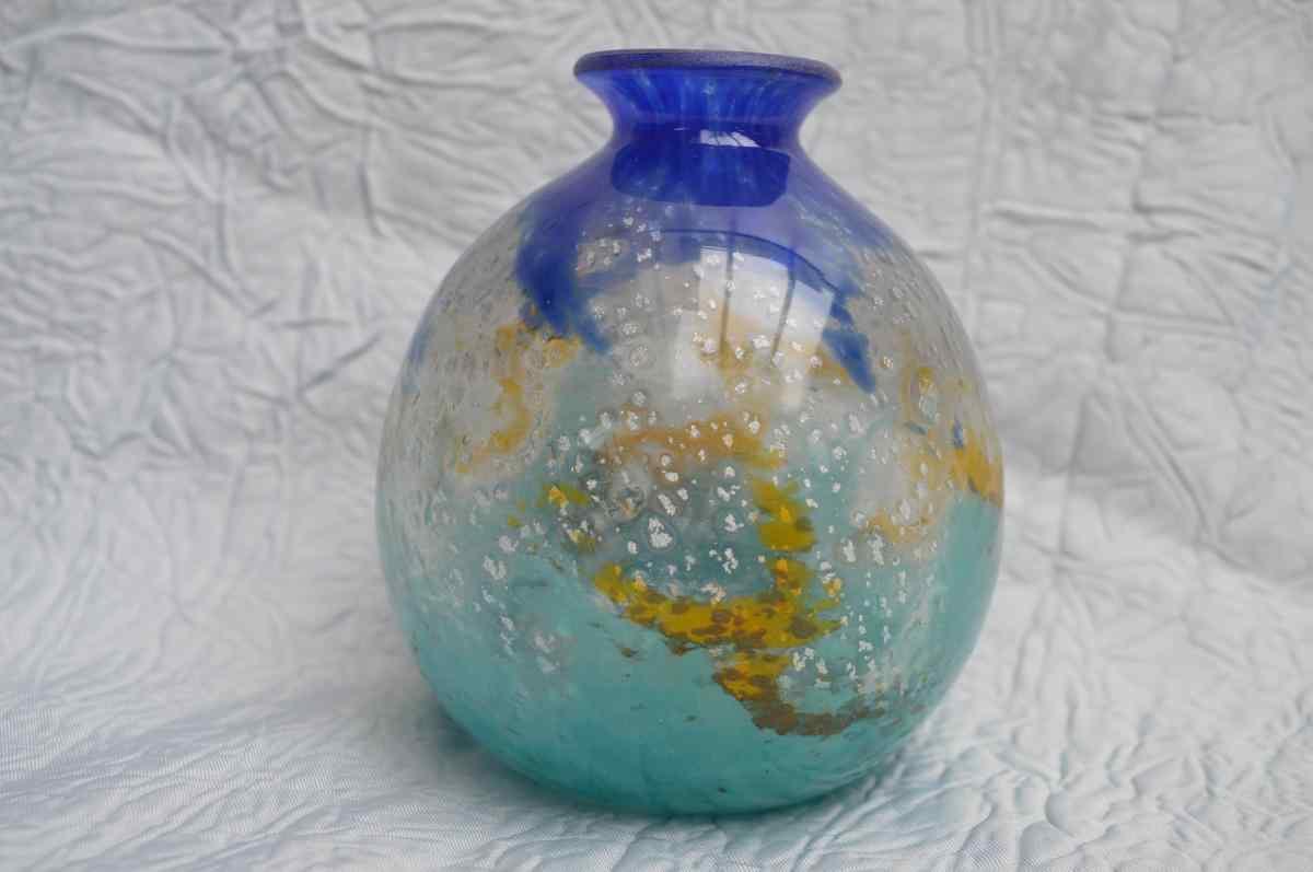 Мюллер Vase Brothers. Circa 1930-1935. Декор Midsole.