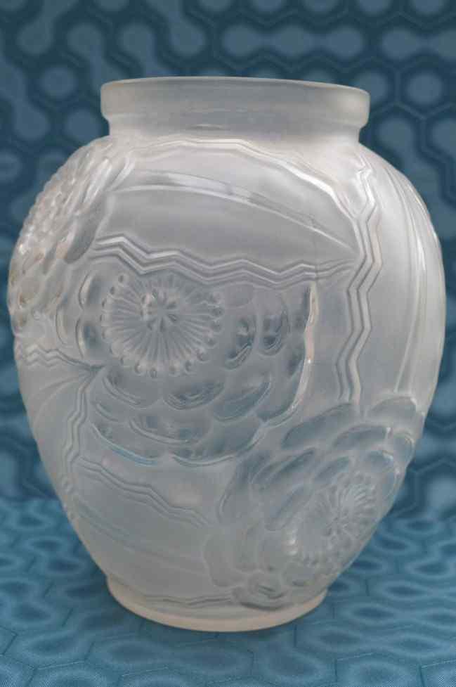 Vase Pierre d' Avesn, Circa 1930.