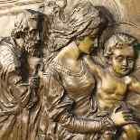 религиозные рельеф из бронзы в начале ХХ века-2