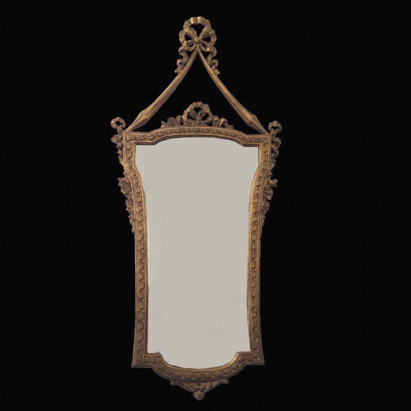 Miroir dor du xixe si cle anticswiss for Miroir xix siecle