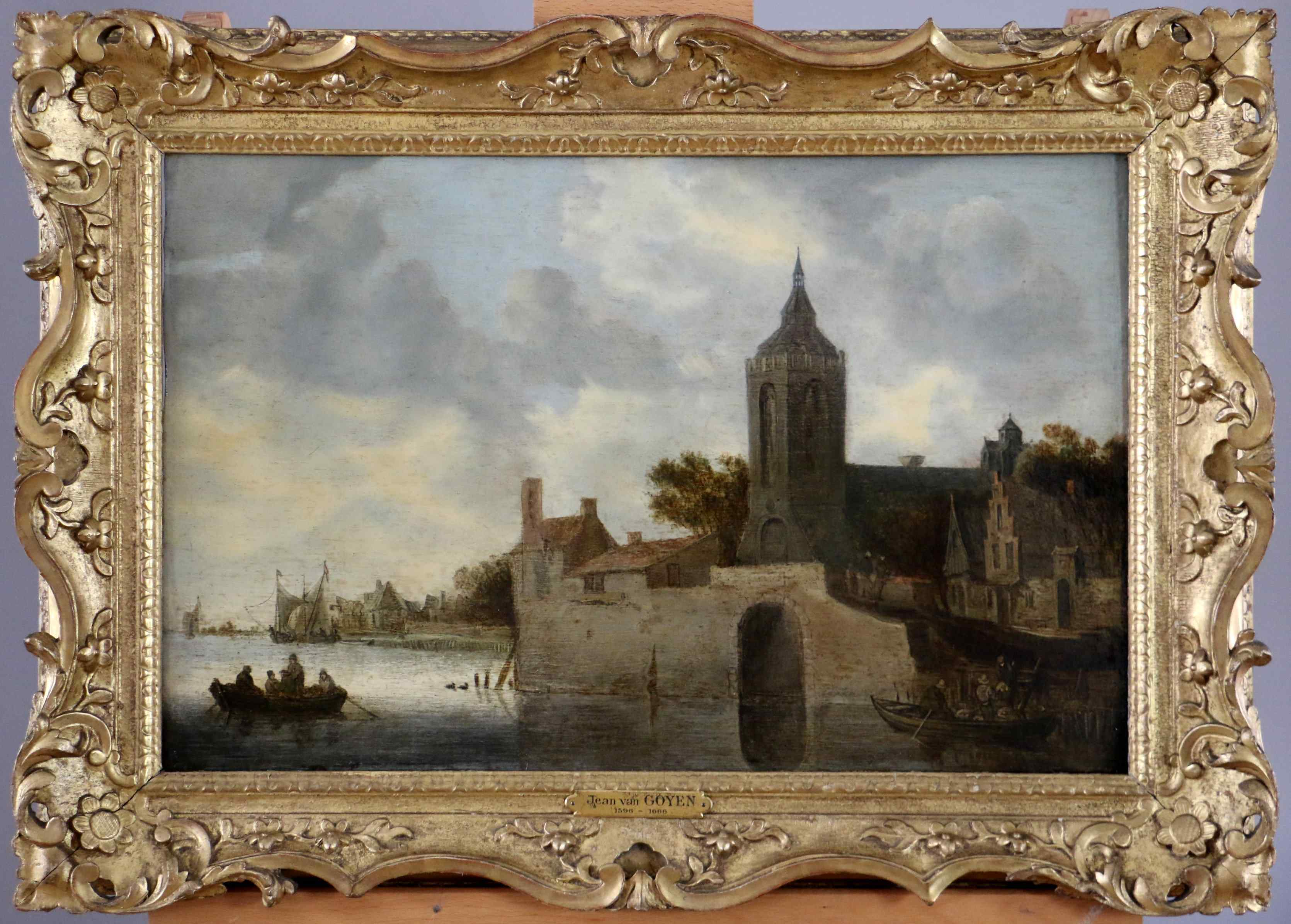 Scuola olandese del XVII secolo, Joseph van Goye