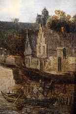 Scuola olandese del XVII secolo, Joseph van Goye-0