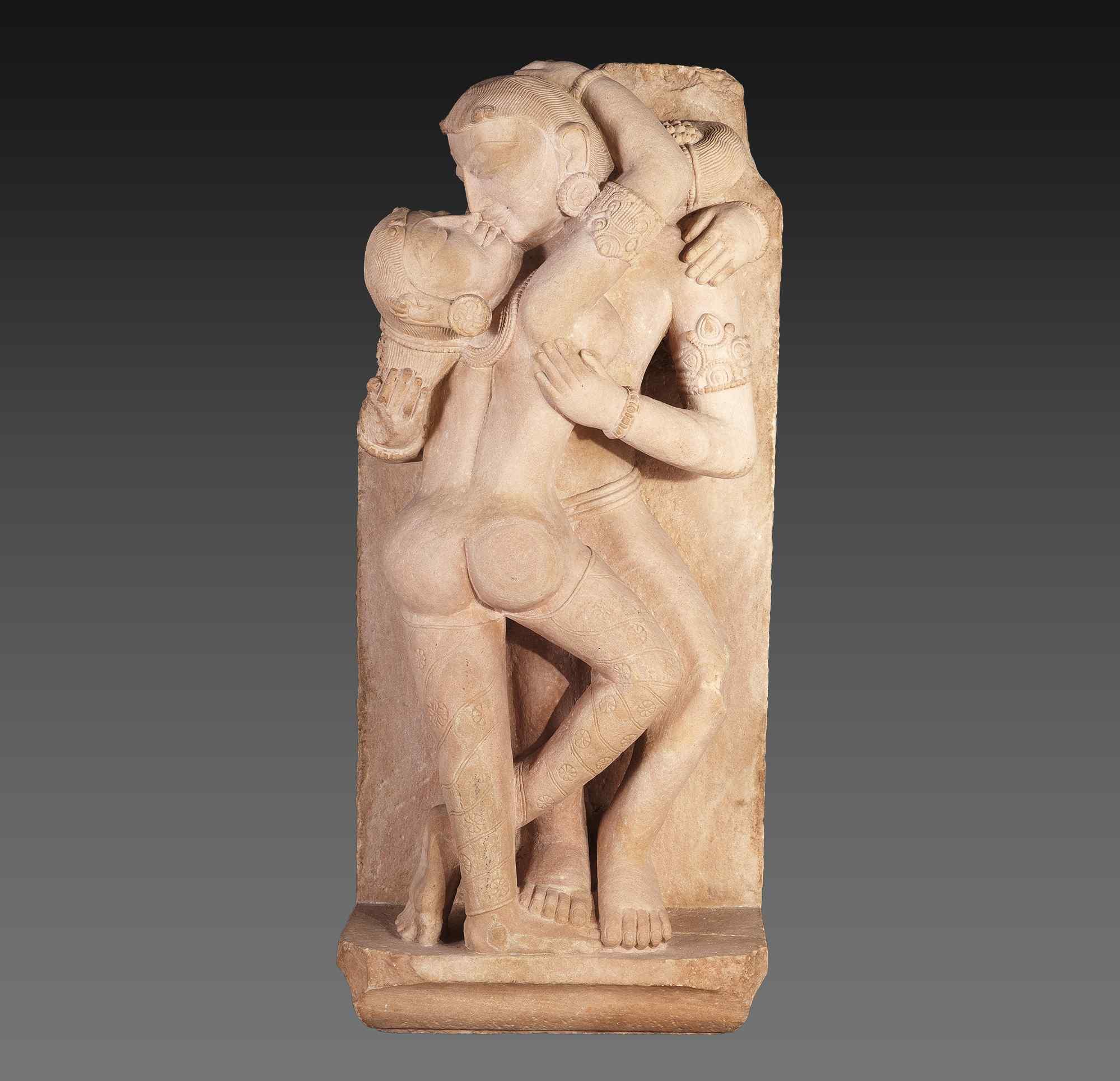 Amanti celesti, India, XII secolo