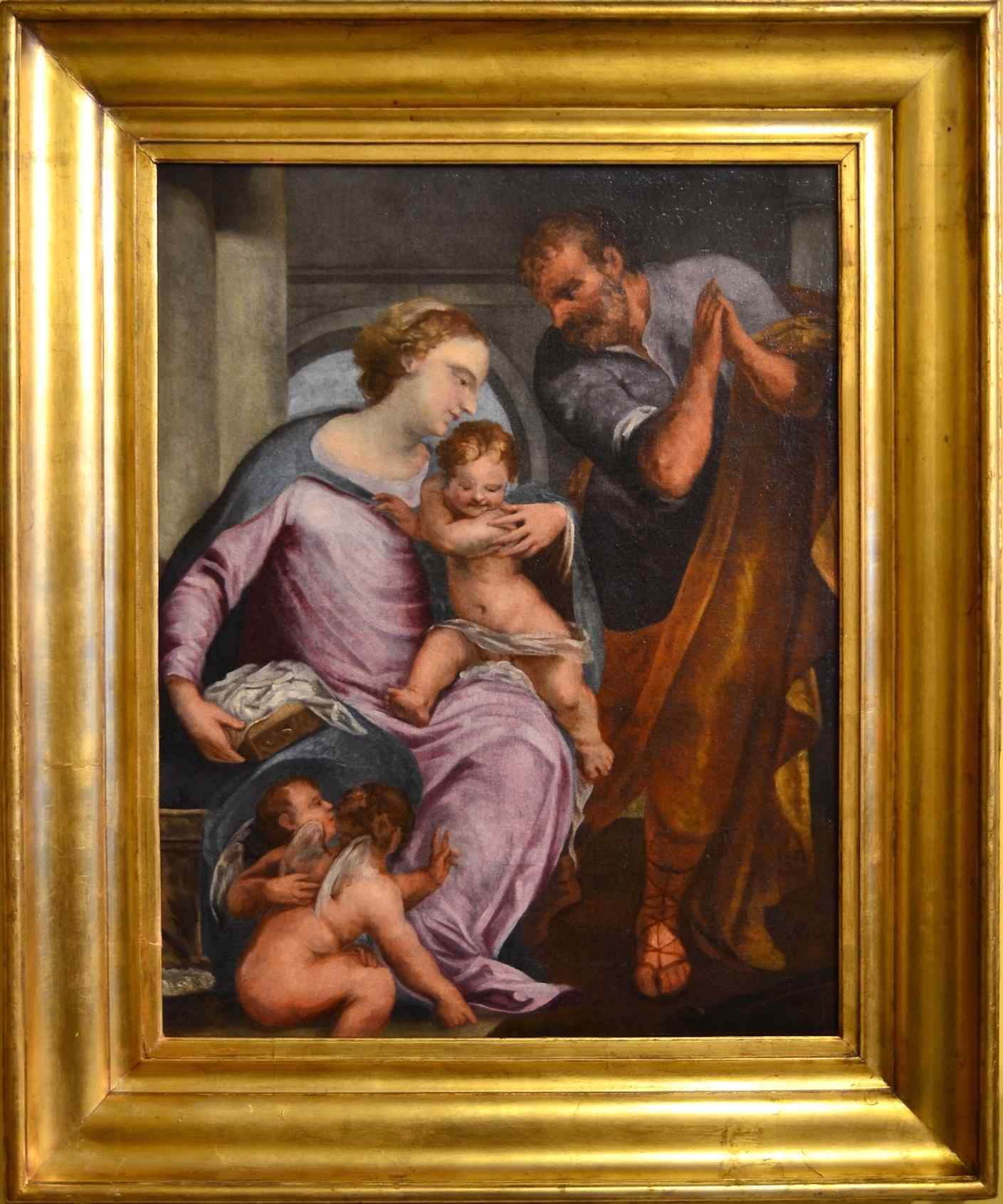 Pietro Liberi (1605 - 1687) Circle, Holy Family