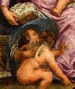 Pietro Liberi (1605 - 1687) Circle, Holy Family-5