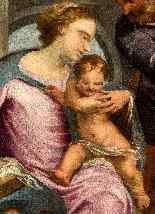 Pietro Liberi (1605 - 1687) Circle, Holy Family-8