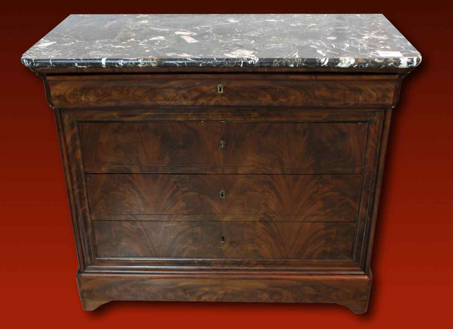 cassettone antico xix secolo