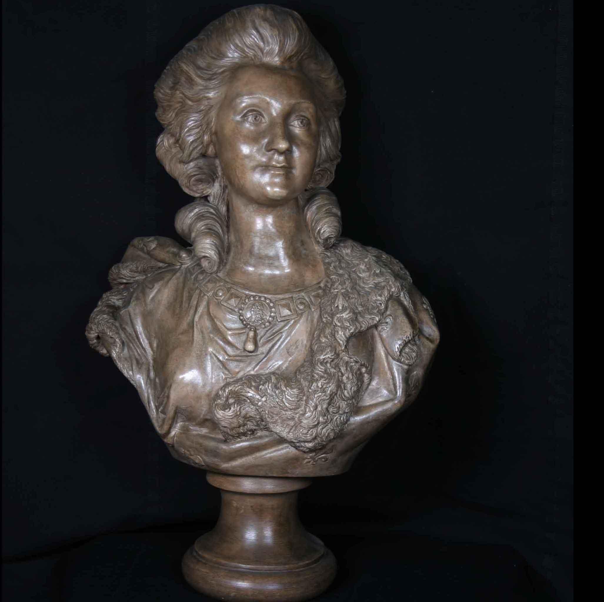 La signora de Lamballe, XIX secolo