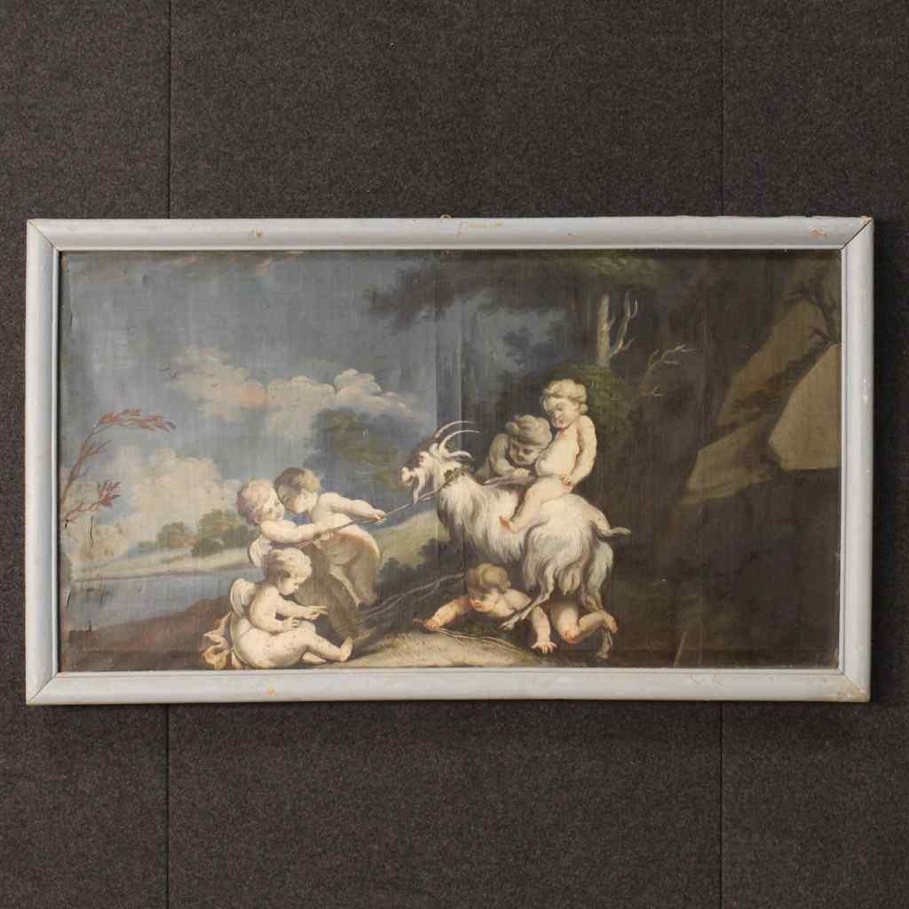 Ancien tableau italien