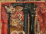 Presentazione di Maria al Tempio, tempera su tavola, Russia-3