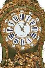 Cartel di epoca Luigi XV - Firmato CHAPO à Paris-3