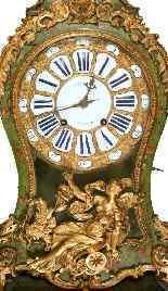 Cartel di epoca Luigi XV - Firmato CHAPO à Paris-4