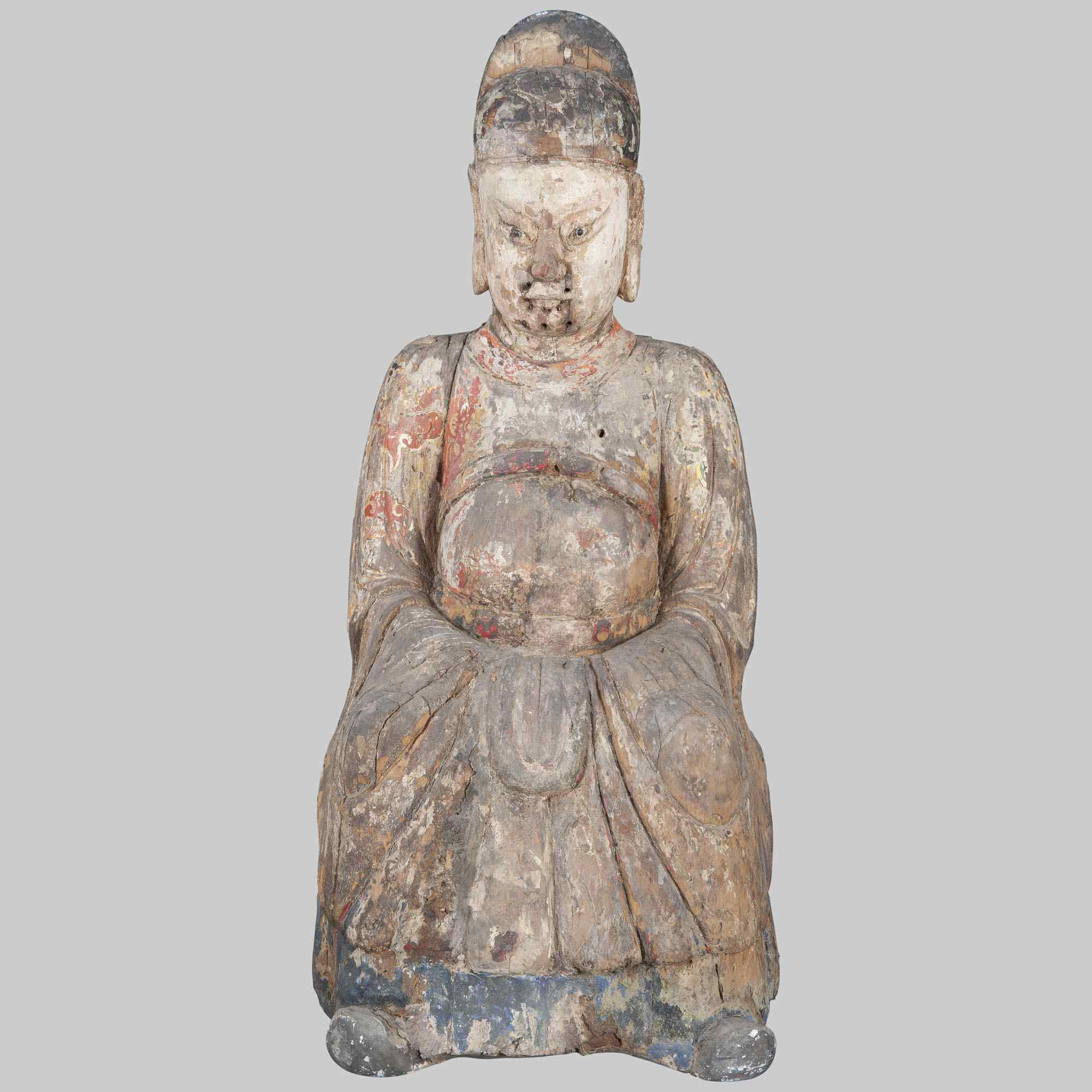 Guan-Di, divinità cinese, XVII secolo
