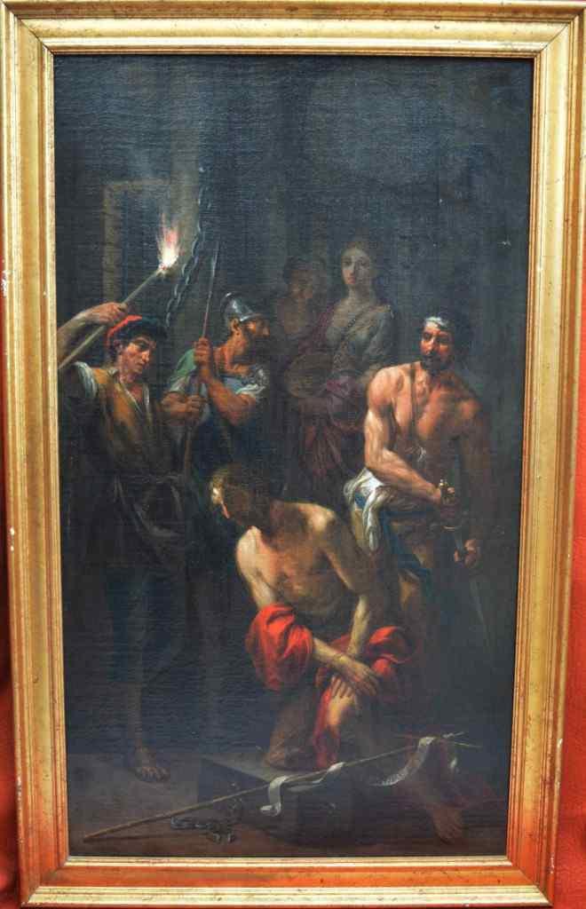 Scuola italiana del XVIII, Entourage Claudio De Francesco