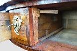 Cassettone Luigi XV - stampigliato PORROT XVIII Secolo-6