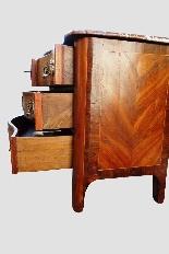 Cassettone Luigi XV - stampigliato PORROT XVIII Secolo-0