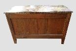 Cassettone Luigi XV - stampigliato PORROT XVIII Secolo-1