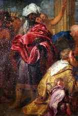 Adorazione dei Magi, Rubens Flandres XVII entourage-6