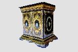 Scrittoio da viaggio Napoleone III - XIX secolo-0