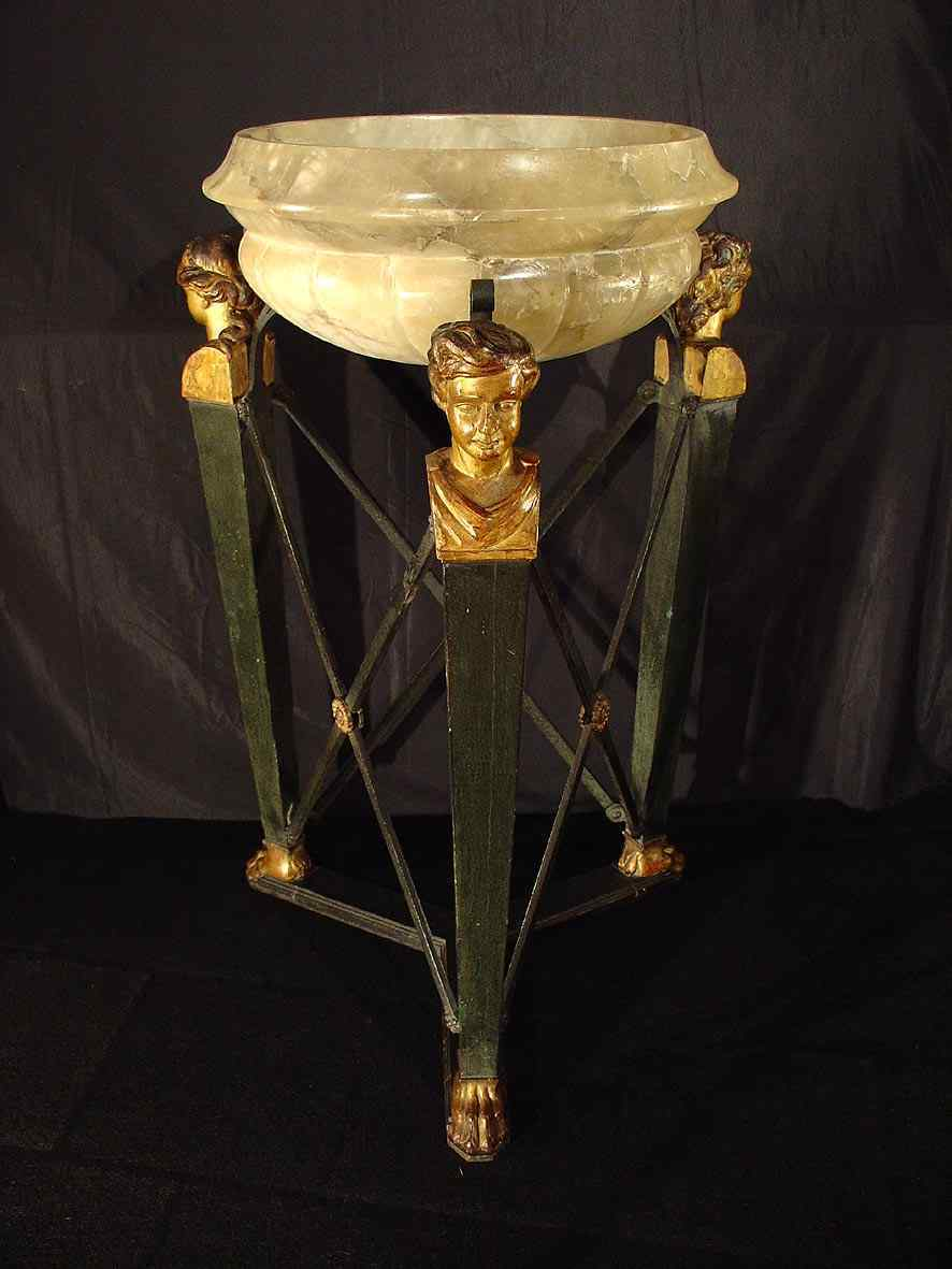 French end of 18th century Directoire wine cooler