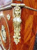 Buffet intarsiato in palissandro, Napoleone III -9