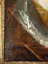 Ritratto di dama, attr. Largillierre XVIII secolo-6