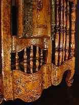 Porta pane antico- Provenza 18° secolo-7