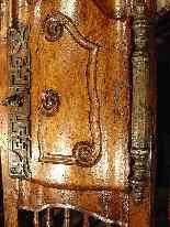 Porta pane antico- Provenza 18° secolo-2