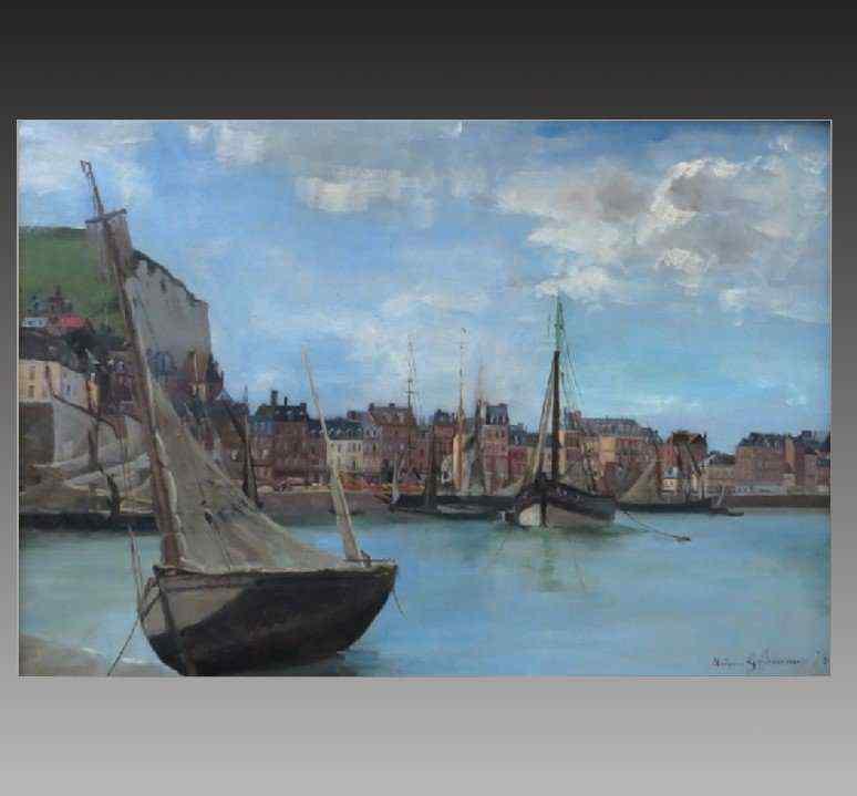 Marina, Guillaume Bocquet, XIX secolo