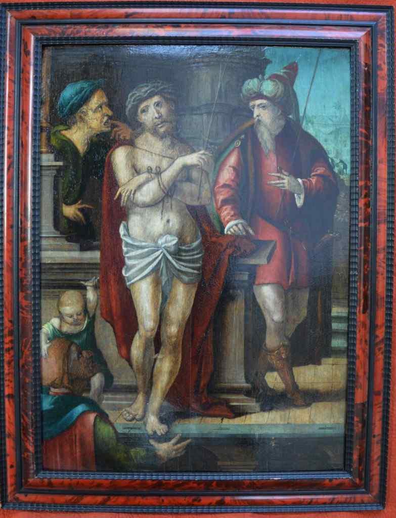 Entourage Hendrik Goltzius. XVI. Homo.