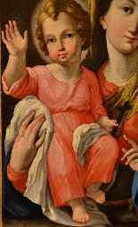Deifebo Burbarini (Siena, 1619 – 1680), Sacra famiglia-0