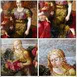 Maarten de Vos Anvers 1532-1603 « Une Sainte Parenté » Impor-5