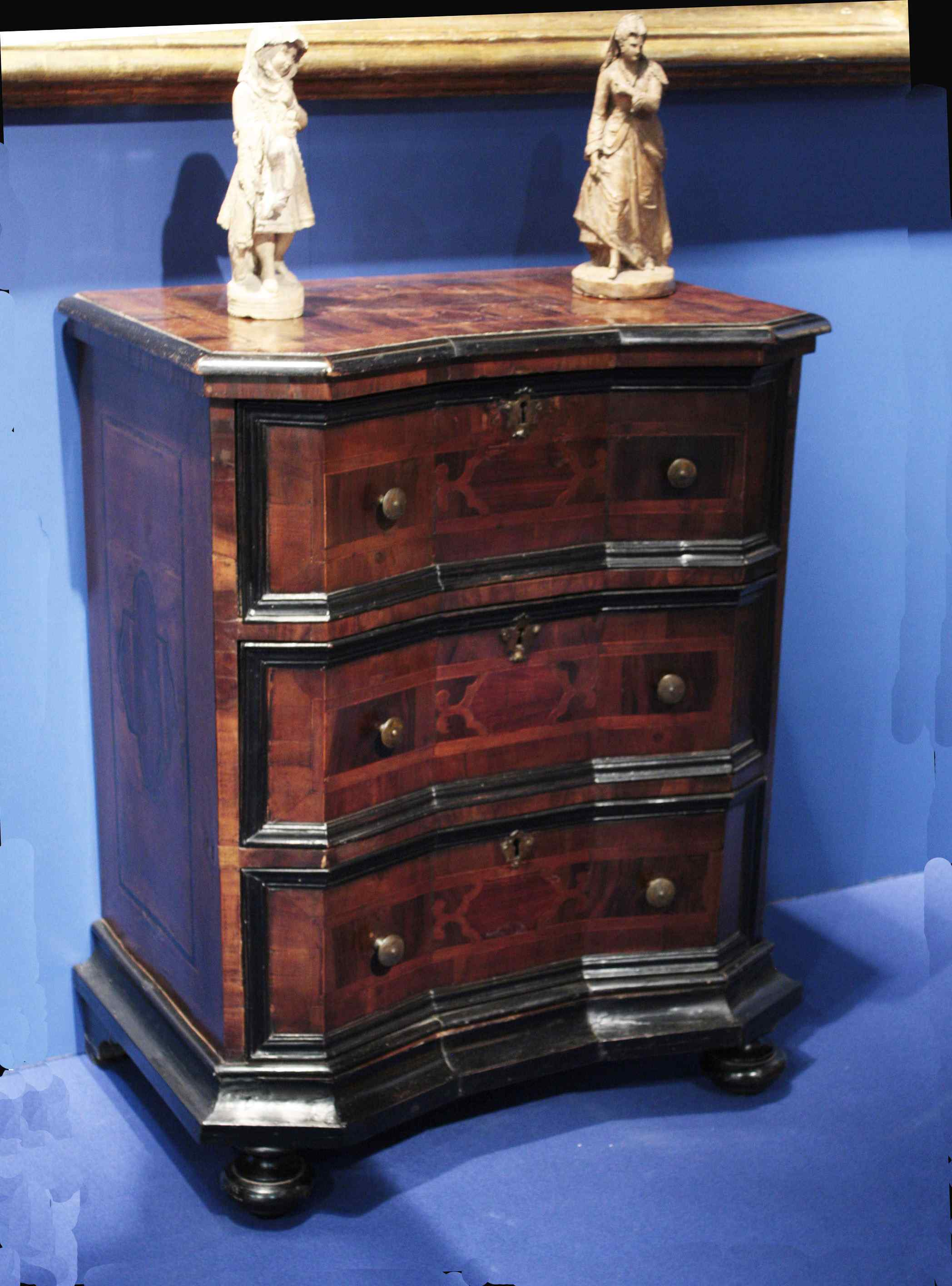 Small chest of Louis XIV