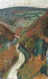 Valle Poulanou - Parete Bretagna di Alice PASCO-1