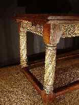 Borgogna XVII secolo - tavolo di 3 metri-0