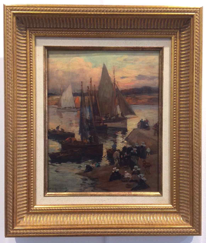 Legout-Gérard - Arrivo dalla pesca