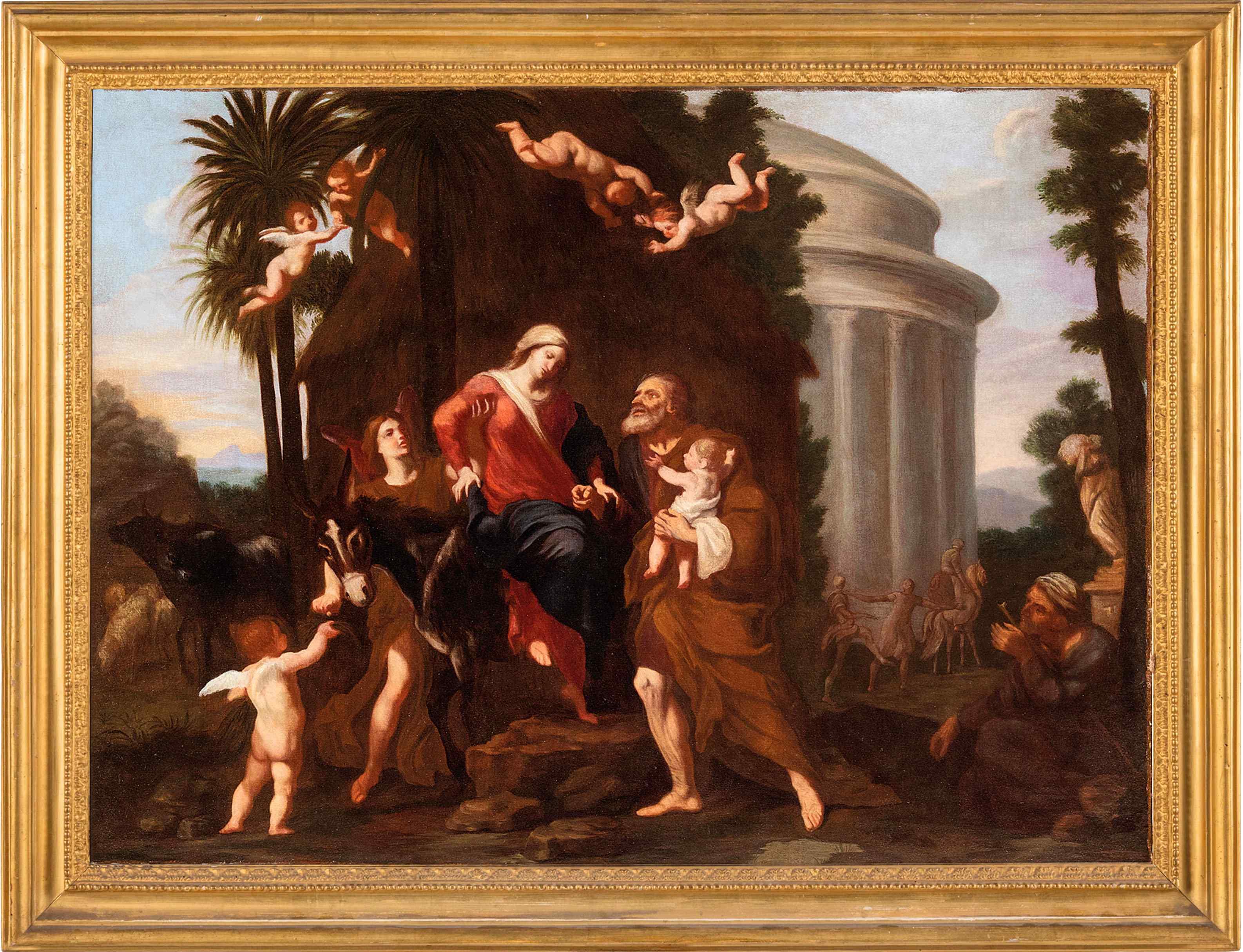 Giuseppe Passeri (Roma, 1654 - Roma, 1714)