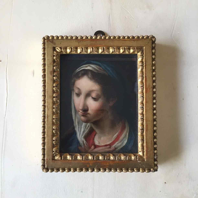 Olio su tavola / Miniatura, del XIX secolo, Giuseppe Grassis