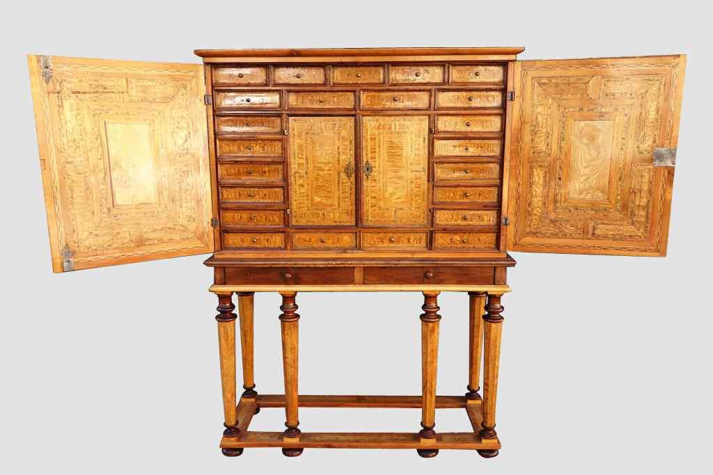 Cabinet del XVII secolo - Germania
