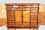 Cabinet del XVII secolo - Germania-4