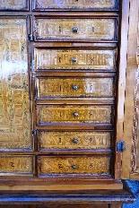 Cabinet del XVII secolo - Germania-8
