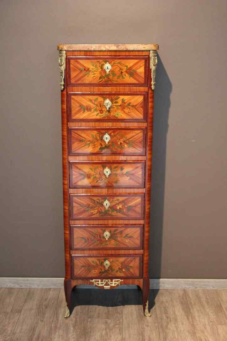 Weekly Louis XV marquetry