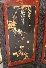 Paravento giapponese XIX-9