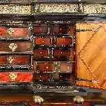 Raro Cabinet fiammingo del '700-6